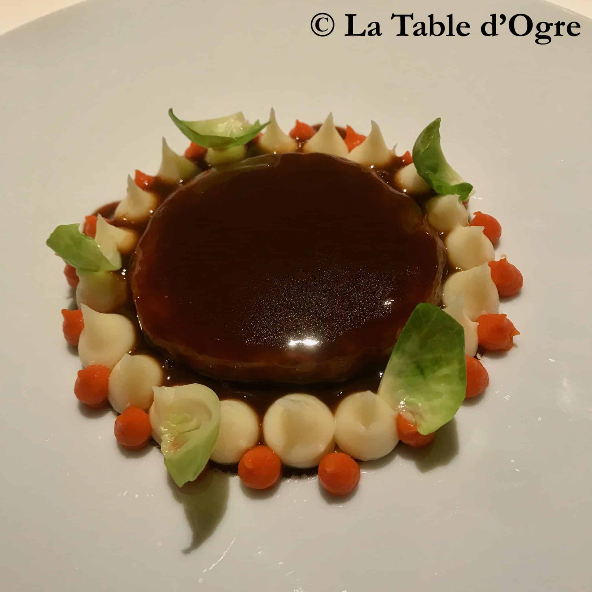 """Fourchette des Ducs Agneau """"à la Royale"""""""